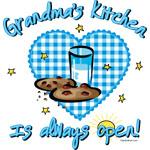 Grandma's Kitchen Open