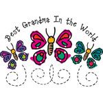 Butterfly Best Grandma