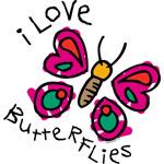 I Love Butterflies 2