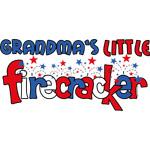 Grandma's Little Firecracker