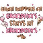 Treats Stays At Grandma's