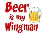 Various Alcohol Related Wingman Designs