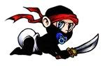 Ninja Baby