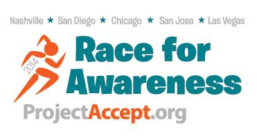 Race for Awareness gear