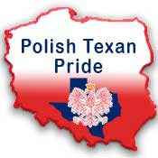 Polish Texan Pride