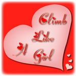 Climb Like a Girl