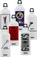 Sigg Bottles with ClimbAddict Graphics