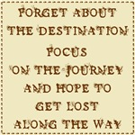 Get Lost Along the Way