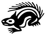 Tribal Squirrel