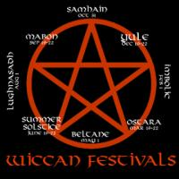 Wiccan festivals
