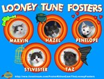 Looney Tune Fosters
