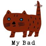 My Bad cat