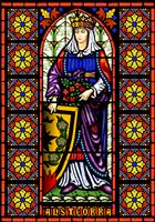 The Queen of Ansteorra