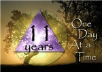 11 Years One Day at a Time BIrthday