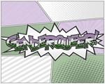 Halftone Genderqueer Typography