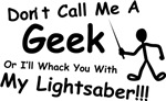 Don't Call Me a Geek