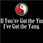 Yin Yang Dark Shirts