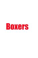 Boxer shorts!