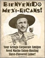 Bienvenido Mexi-Ricans!