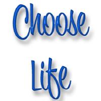Choose Life - Pro-Life, Anti-Abortion Gear