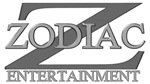 ZODIAC ENTERTAINMENT 2D LOGO