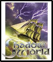 Shadow World merchandise