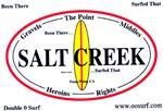 <h5>Salt Creek