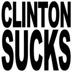 Clinton Sucks