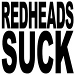 Redheads Suck