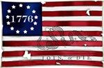 1776 American Flag