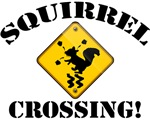 Squirrel Crossing