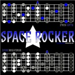 Space Rocker Right-handed Cheat Shirt