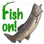 Fish on! 3