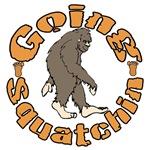 Bigfoot Squatchin