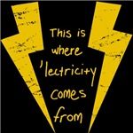 This is where 'lectricity comes from (dark)