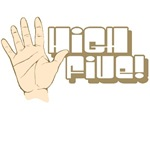 High Five! (2 color)
