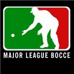 Major League Bocce (DARK SHIRTS)