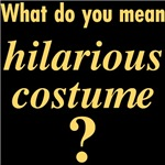 What costume?