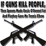 Gun Control - If Guns Kill People