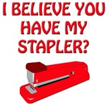 Office Space - I Believe You Have My Stapler