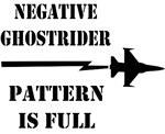 Negative Ghostrider, Pattern Is Full