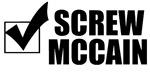 Screw McCain