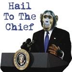 Obama Chimp