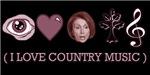 Anti Nancy Pelosi - I Love Country Music