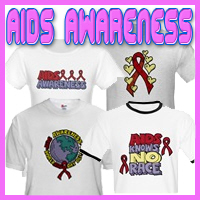 AIDS Awareness T-Shirts & Keepsakes