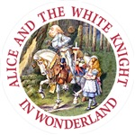 Alice and the White Knight