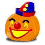 Clown Jackolantern