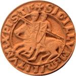 Wax Templar Seal
