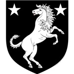Meridies Populace Badge  Four