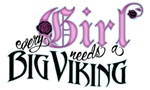 Every Girl Needs a Big Viking!